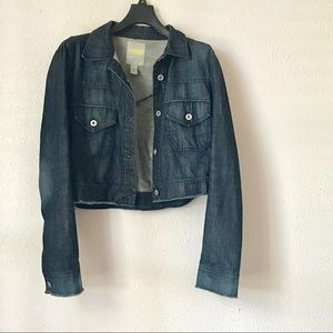 Charlotte Russe Jeans Jacket | Large